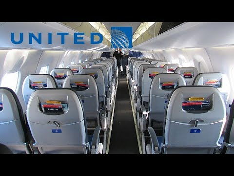 TRIP REPORT | United Express (Economy) | Embraer 175 | Charl
