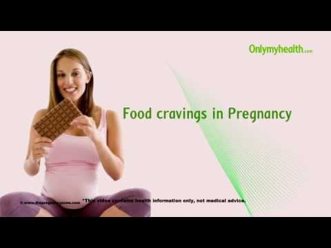 Food Cravings In Pregnancy - Onlymyhealth.com