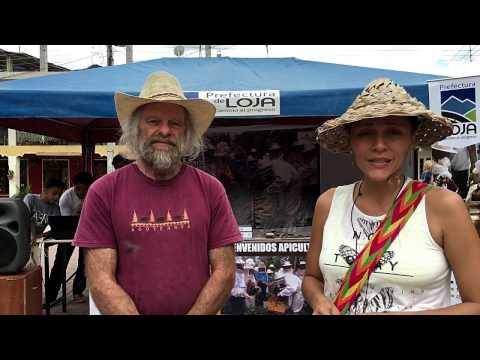 Vilcabamba - Loja Bee Event Video