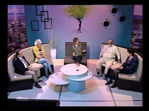 Yerkir Media anti tobacco program ( DJ Vakcina)