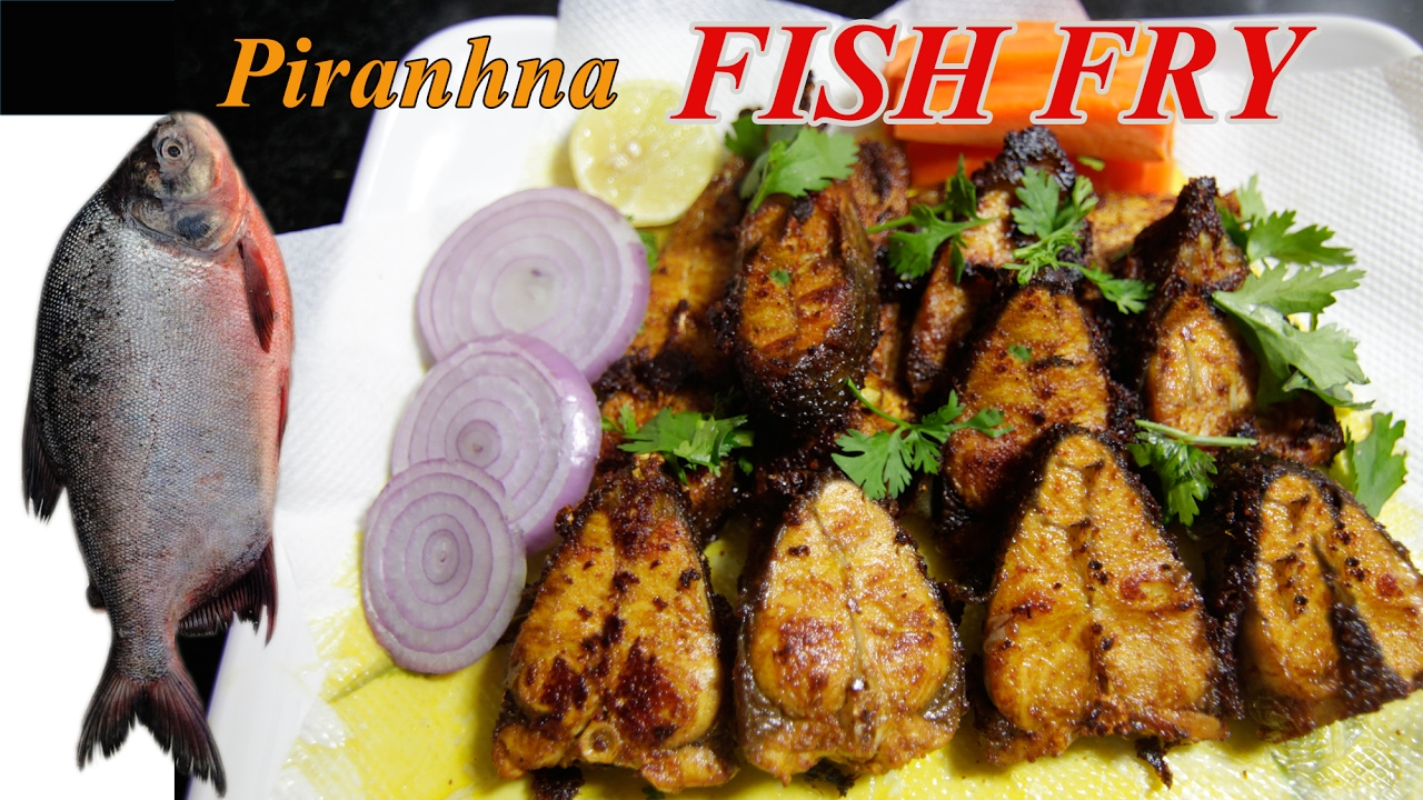 Fish fry recipe how to make simple delicious piranhna for Sides to bring to a fish fry