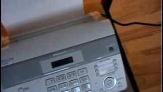 Faks Panasonic KX FT982
