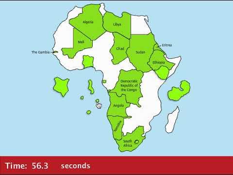 Map Snap Africa 2:19.7 thumbnail