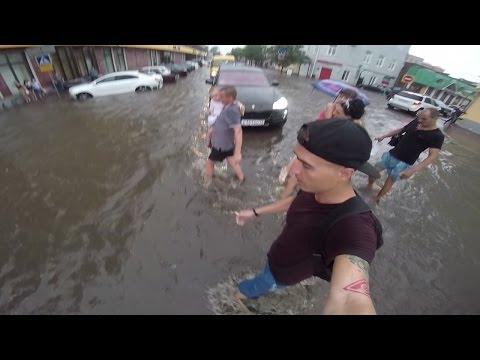 ПОТОП в Ульяновске 20.06.2016