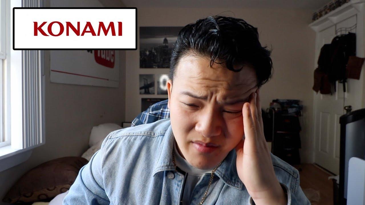 "Download ""KONAMI"" TRIED TO STOP ME..."