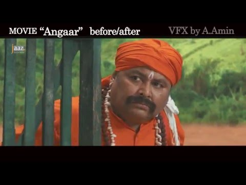 Angaar - VFX Breakdown |   Om | Jolly |...