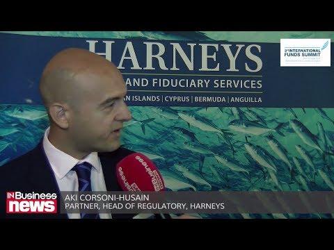 3ο International Funds Summit - HARNEYS