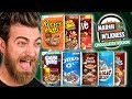 March Milkness Taste Test: Chocolate Cereals