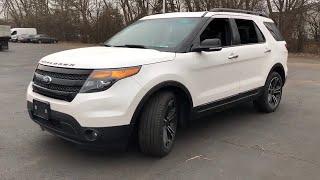 2014 Ford Explorer Elgin, Streamwood, Dundee, Schaumburg, Bartlett, IL 9777S
