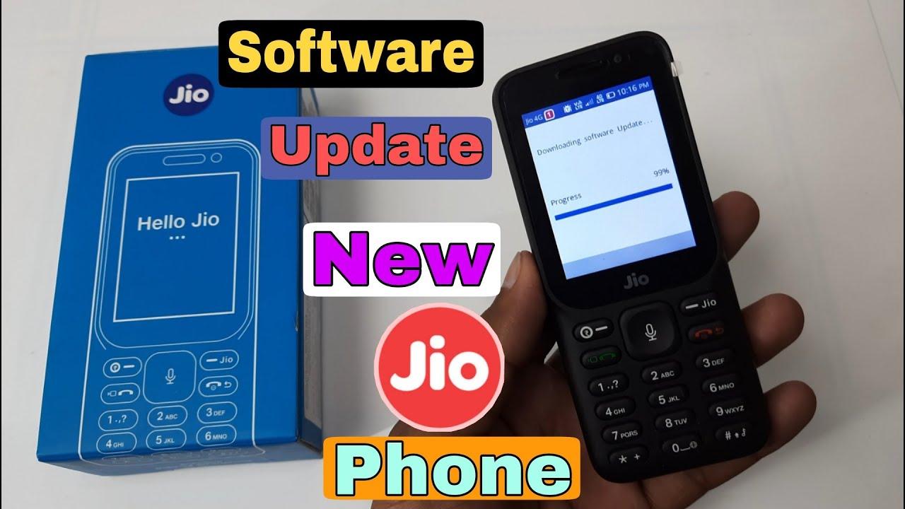 Download New Jio Phone Software Update  // Jio Phone  New Main Software Update Kaise Kare