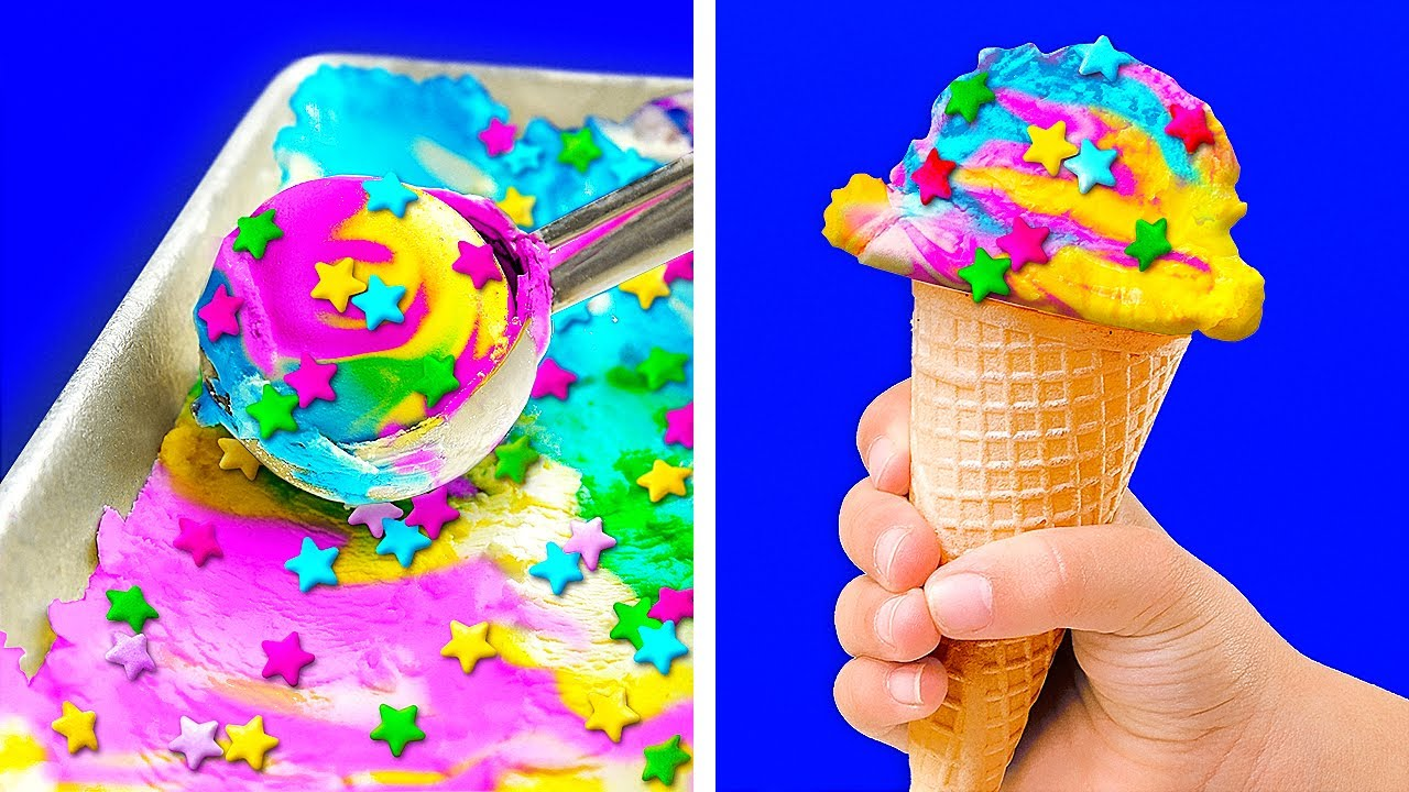 24 Rainbow Desserts You Should Try