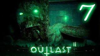 ПРИВЕТ ШКОЛА, СТРОИМ ДОМ ИЗ КИРПИЧЕЙ! - Outlast 2 Прохождение #7