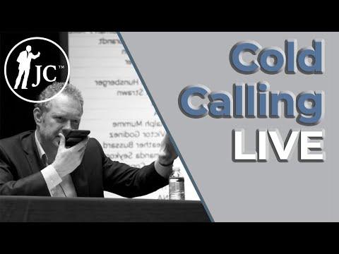 John Costigan Sales Training Live Cold Calling Highlights