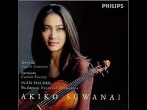 Dvorak Violin Concerto In A Minor Op.53