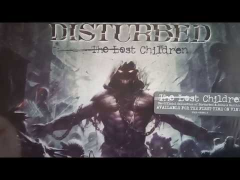 Выпуск №126. Disturbed ‎– The Lost Children(Vinyl, LP, Compilation, Limited Edition)