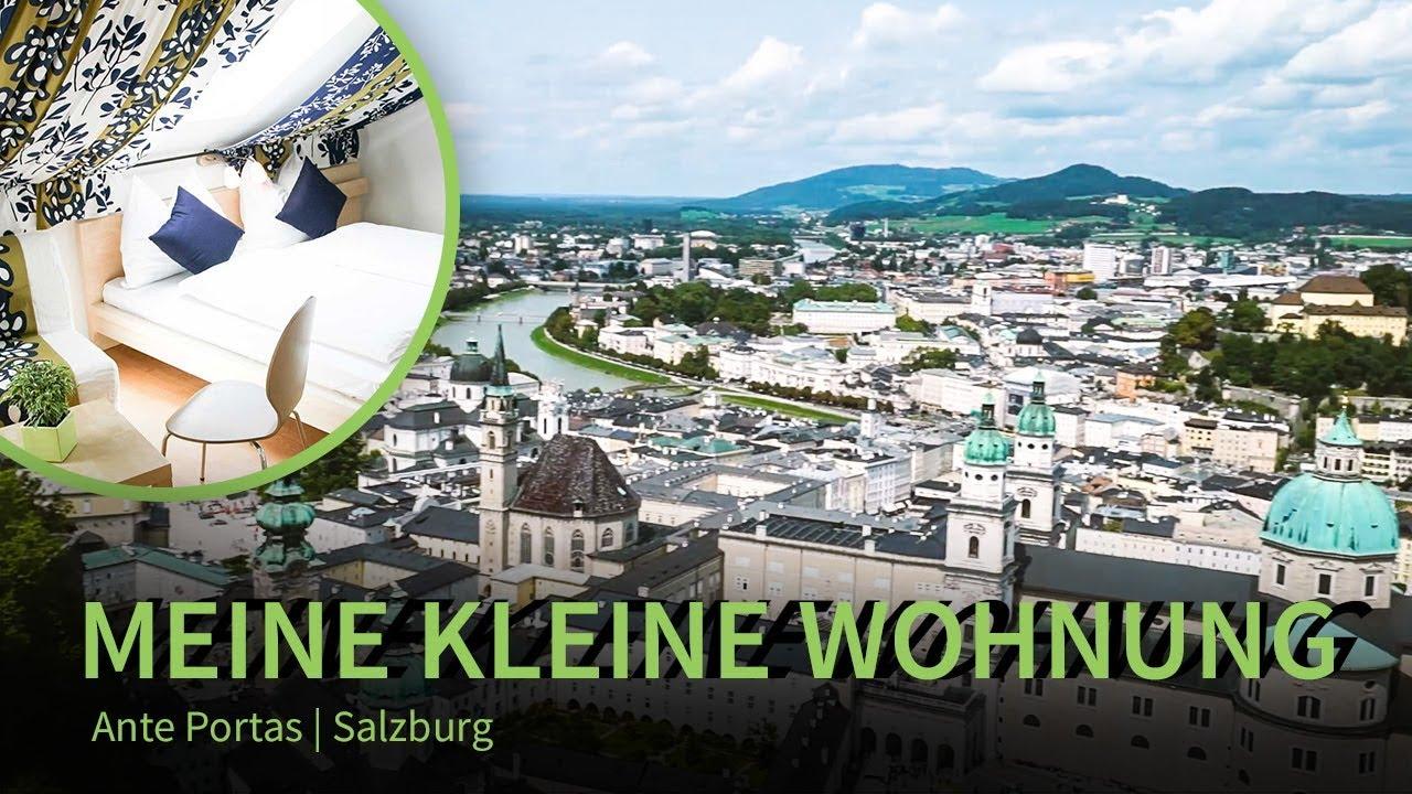 Meine Kleine Wohnung In Salzburg Ante Portas Youtube