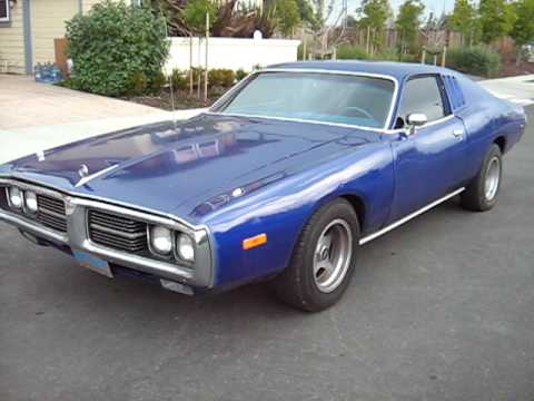 Cars For Sale Bay Area >> 1973 Purple 383 Dodge Charger For Sale Export Only - YouTube