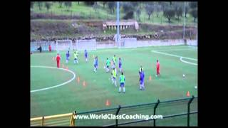 Soccer Drills 1&2 Touch In Air