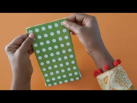 How to make a paper bag at home   paper shopping bag craft ideas handmade