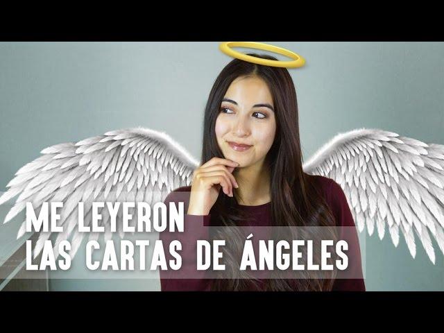 Me leyeron las cartas de los ángeles