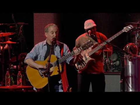 Paul Simon - 50 Ways To Leave Your Lover - Live in London 2011
