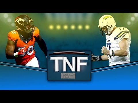 Thursday Night Football: Broncos vs. Chargers