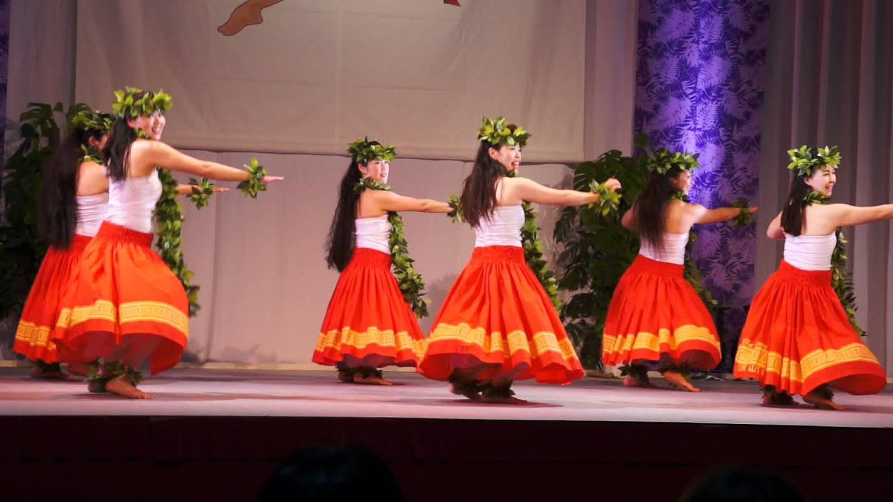 LOVE HAWAII Collection 2012 YOKOHAMA (4)