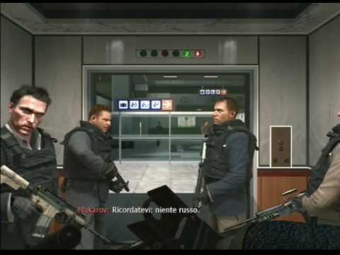 Modern Warfare 2 No Russian? - Newgroundscom