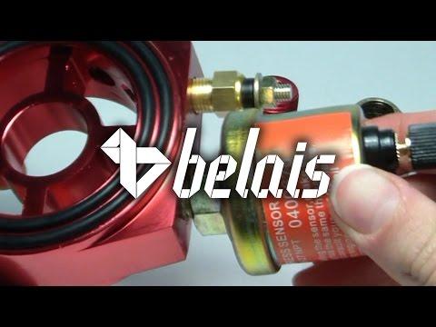 Переходник для установки датчика давления, температуры масла — «Белайс»