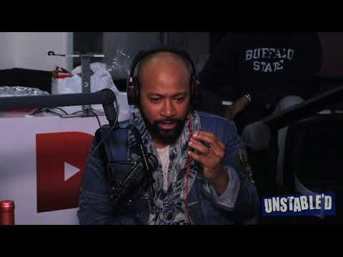 """UNSTABLE'D PODCAST #14 """"Bad Breath Before Sex Scenes"""" with Guest Columbus Short"""