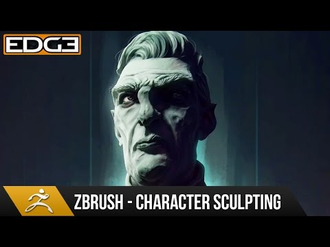 zbrush-character-sculpting-tutorial---dishonored-style-portrait-in-zbrush-1080p-hd