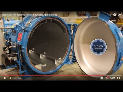 Industrial Autoclaves for all Industrial Applications