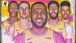 Los Angeles Lakers VERY BEST Plays & Highlights from 201920 NBA Season!