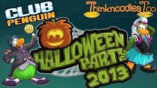 Club Penguin: Halloween Party 2013 Walkthrough Cheats