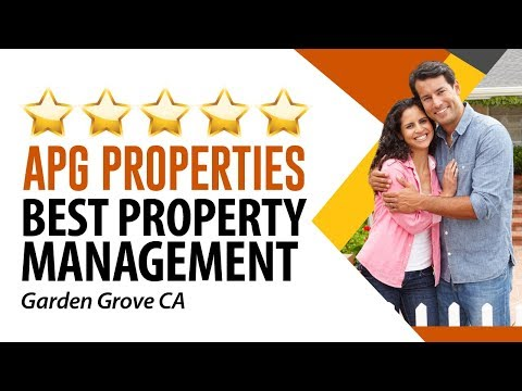 Apg Properties Best Property Management Garden Grove Ca Reviews By Heather