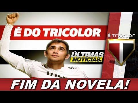 BOM REFORÇO! NOTICIAS ATUALIZADAS DO SÃO PAULO FC! EVERTON FELIPE ... a525a5f63f802