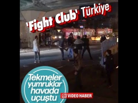 Fight Club Türkiye | Aksaray Tipi Fight Club