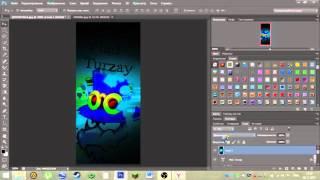 Видео обучение как сделать аватарку для вк на тему