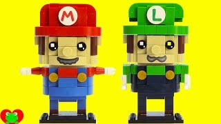 Super Mario and Luigi Loz Mini Block 1706