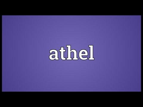 Header of Athel