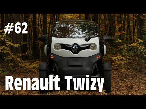 Renault Twizy - #62 Jazdy Próbne
