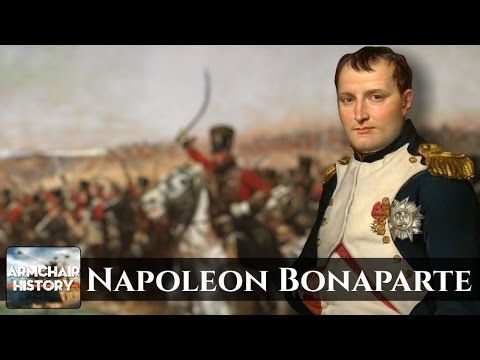 Napoleon Bonaparte: Animated History