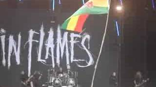 In Flames - Only For The Weak (download festival 2008)