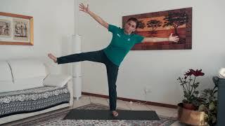 Gioco delle figure pazze - Judo a Casa con la M° Angelica Tarabelli
