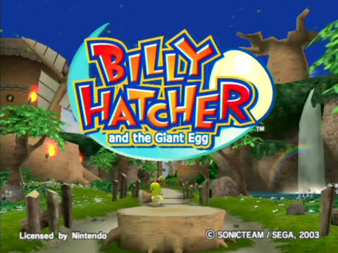 Billy Hatcher and the Giant Egg - Run-Off
