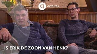 Uitslag in DNA Onbekend: Henk is niet de vader van Erik