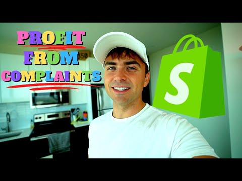 How To PROFIT From Customer Complaints | Shopify Dropshipping