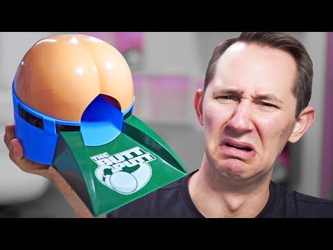 Thumbnail: Butt Putt Putt? | 10 Ridiculous Amazon Products