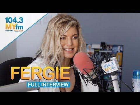 Fergie Talks New Album + Movie 'Couble Dutchess', Family & More!