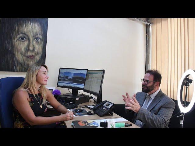 Entrevista com MIRELLA XIMENES - Subsecretaria de Difusão e Diversidade Cultural